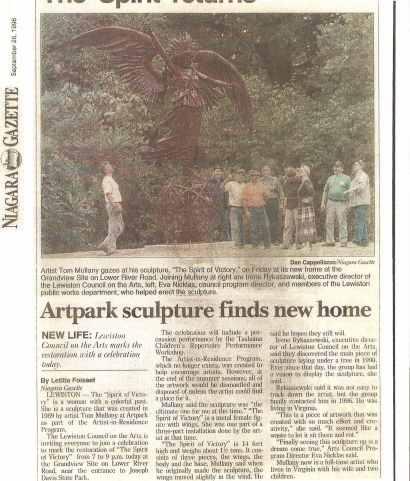 Niagra Gazette 1998-sm