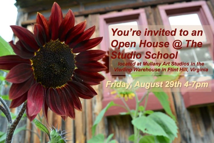 invite open house aug 29