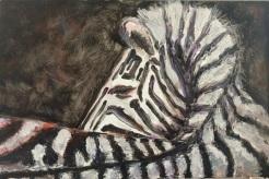 """ Zebra"" by Renee Nolan NFS"